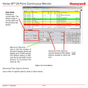 Honeywell Vertex M Manual