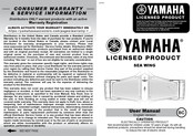 Yamaha Seascooter SeaWing User Manual