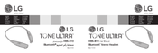 LG TONE ULTRA HBS-810 User Manual