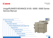Canon imageRUNNER ADVANCE 8105 Series Service Manual