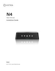 Ketra N4-1-TT-BK Manuals on