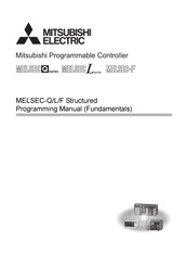 Mitsubishi Electric MELSEC-F Structured Programming Manual