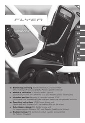 Panasonic FLYER Operating Instructions Manual