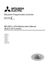 Mitsubishi Electric MELSEC-L02SCPU User Manual