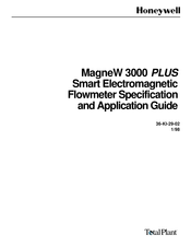 Honeywell MagneW 3000 Plus Application Manual