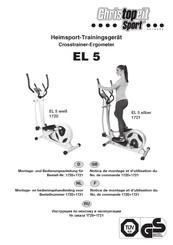 Christopeit EL 5 Crosstrainer