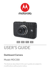 Motorola MDC300 User Manual