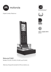 Motorola IT.6.2XC Manual