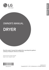 LG DLEY1701 Owner's Manual