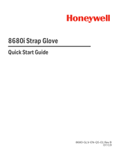 Honeywell 8680i505RHSG Quick Start Manual