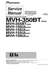 Pioneer Mvh 155ui Manuals Manualslib