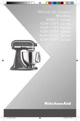 MVSA crem EMVSC Kitchenaid 5KSM150PSEAC Kchenmaschine Serie ...