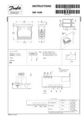 Инструкция ekc 102d.