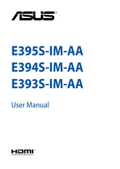 Asus C785S-IM-AA User Manual