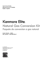 Kenmore 34562 Use & Care Manual