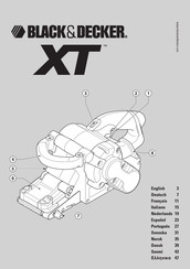 Black & Decker XT Series Manual
