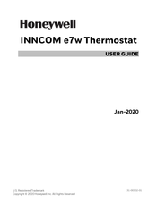 Honeywell INNCOM e7w User Manual