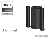 Philips MMS8085B User Manual