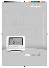 Honeywell EVOTOUCH CONTROLLER Installation Manual