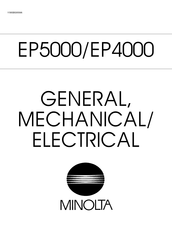 Minolta Ep5000 Manuals Manualslib
