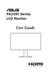 Asus PA329C Series User Manual