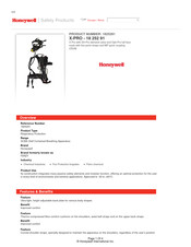 Honeywell FENZY X-PRO Instructions Manual