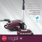 Hoover 9001PH Regal Manual