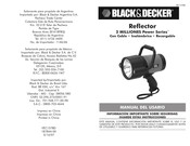 Black & Decker 2 MILLION Power Series User Manual