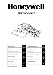 Honeywell FENZY BIO-S-CAPE Instructions Manual