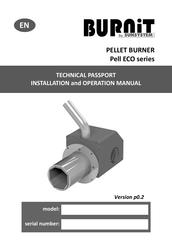 Igniter Heating Element for Pellet Burners Burnit Pell
