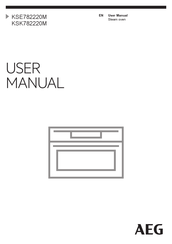 AEG KSE782220M User Manual