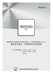 Whirlpool HC338 Use, Care And Installation Manual