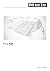 Miele TRK 555 Manual