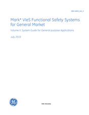 GE Mark VIeS System Manual
