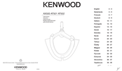Kenwood AT502 Instructions Manual