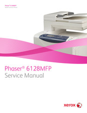 Xerox Phaser 6128 MFP Service Manual