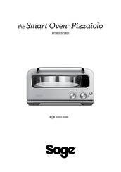 Sage the Smart Oven Pizzaiolo BPZ820 Quick Manual