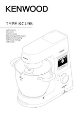 Kenwood KCL95 Instructions Manual