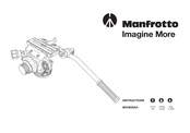 Manfrotto MVH608AH Instructions Manual