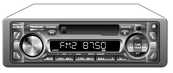 Panasonic CQ-R253U Service Manual