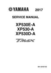 Yamaha Tmax Xp530e A 2017 Manuals Manualslib