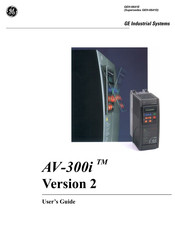 GE AV-300i User Manual