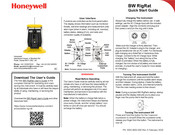 Honeywell BW RigRat Quick Start Manual