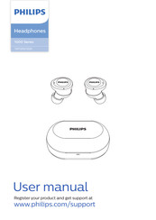 Philips TAT1215WT/97 User Manual