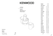 Kenwood AT641 Instructions Manual