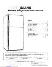 Kenmore 60581 3/4 hp food waste disposer manual.