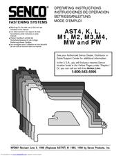 f50 air nail gun user manual
