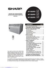 sharp af s85rx manuals rh manualslib com
