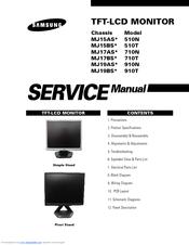 samsung 910n service manual pdf download rh manualslib com CRT Monitor Flat Panel Monitor