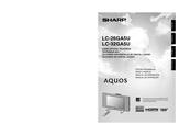sharp aquos lc 32ga5u manuals rh manualslib com sharp lc-32ga5e service manual Microwave Oven Sharp R 308J